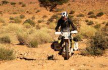 L'Afrique du Nord et de l'Ouest par la piste avec MotoMorgana