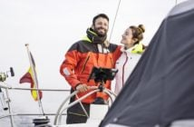Huit jours en mer, pour naviguer des Açores à l'Irlande.