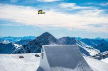 Le snowboarder Seppe Smits fait confiance à sa montre Garmin Instinct