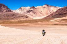 Les extrêmes dans les Andes