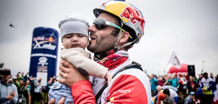Les Red Bull X-Alps de Tom de Dorlodot