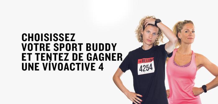 Olivia Borlée et Sandrine Corman vous soutiennent dans vos objectifs sportifs